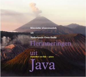 Herinneringen uit Java, Henk Mak van Dijk, piano